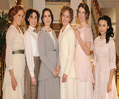 Telenovela Seis hermanas