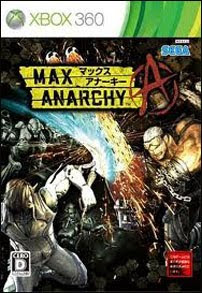 Max Anarchy (X-BOX360) 2012
