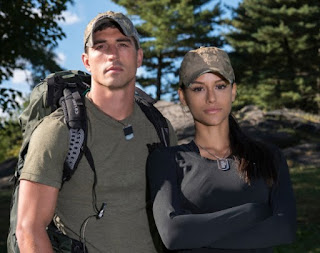 Jessica and Cody, Team Big Brother on THE AMAZING RACE