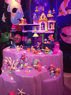MLP New My Little The Pony Brushables during New York Toy Fair 2017