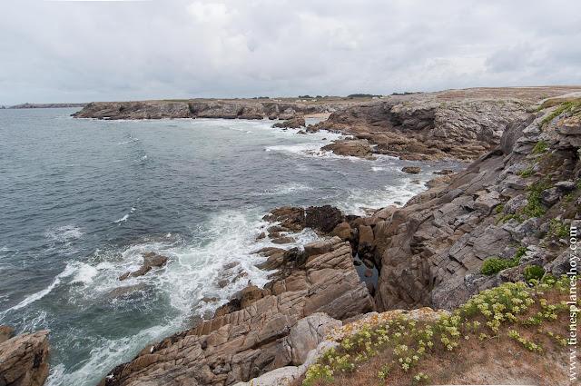 Península de Quiberon Bretaña viaje roadtrip