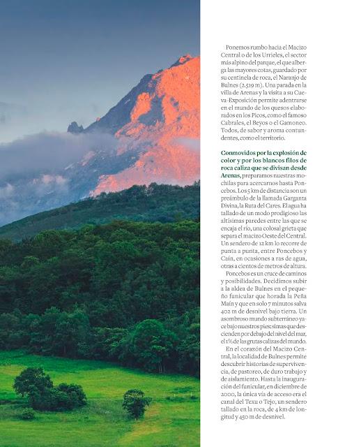 Artículo de Cotoya Pindia en National Geographic