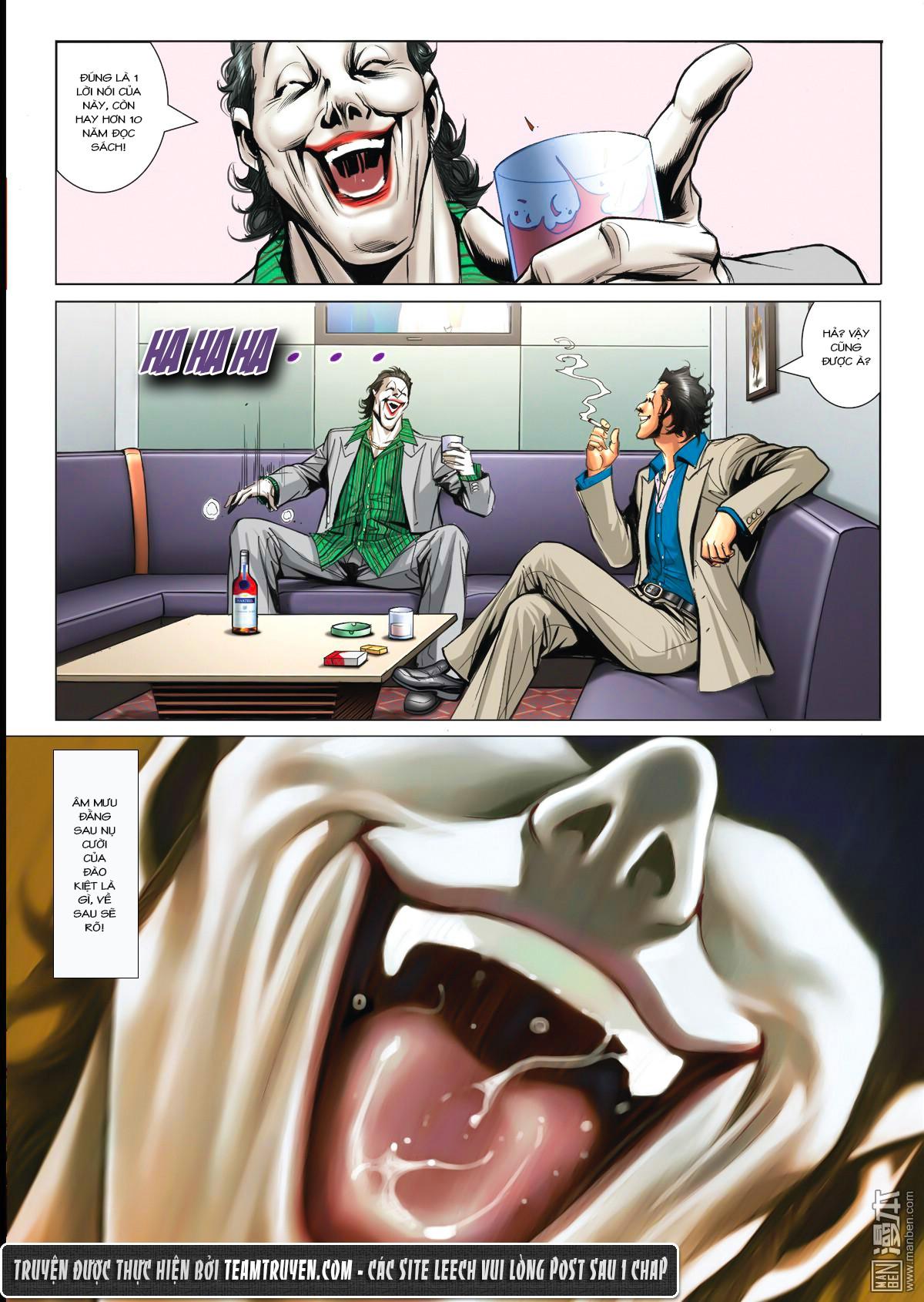 Người Trong Giang Hồ NetTruyen chap 1503 - Trang 18