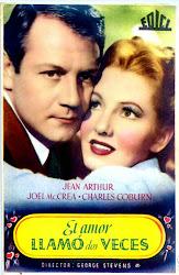 El amor llamó dos veces (1943) Descargar y ver Online Gratis