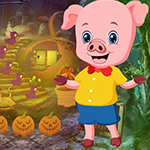 Games4King Piglet Rescue