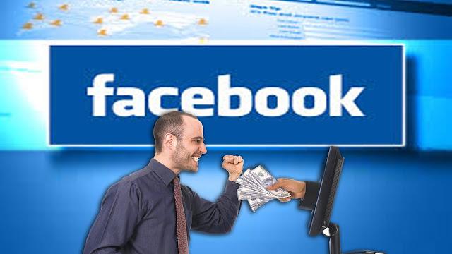 فيس بوك تدفع لك المال مقابل منشوراتك