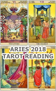 ARIES 2018 Psychic Revelation TAROT cards meanings