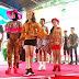 Putra Putri Batik Ramaikan Kuningan Food Festival