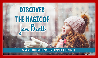 Jan Brett is a favorite author, and this author study bundle will help you and your students celebrate her work all winter and beyond.
