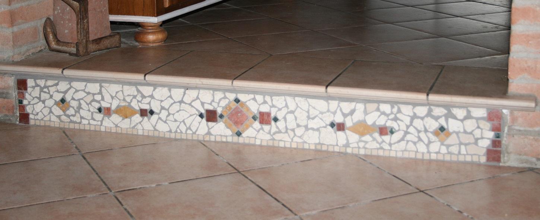Come Costruire Un Mosaico fatto da me tutorial: creare un mosaico per abbellire uno