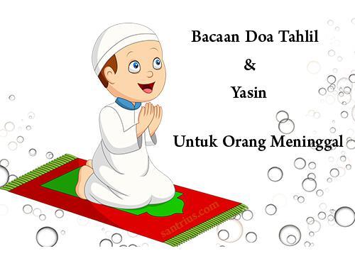 Bacaan Doa Tahlil