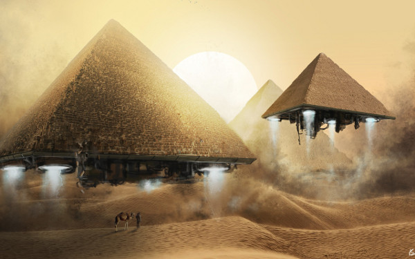 This is How Mysterious Pyramids of Egypt Were Built