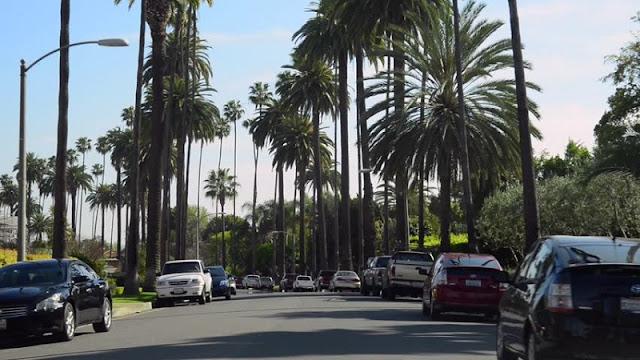 Aluguel de carro em Beverly Hills