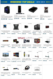 Canada Computers Weekly Flyer May 26 – June 1, 2017