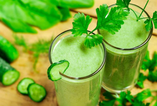 Como fazer suco verde para emagrecer;
