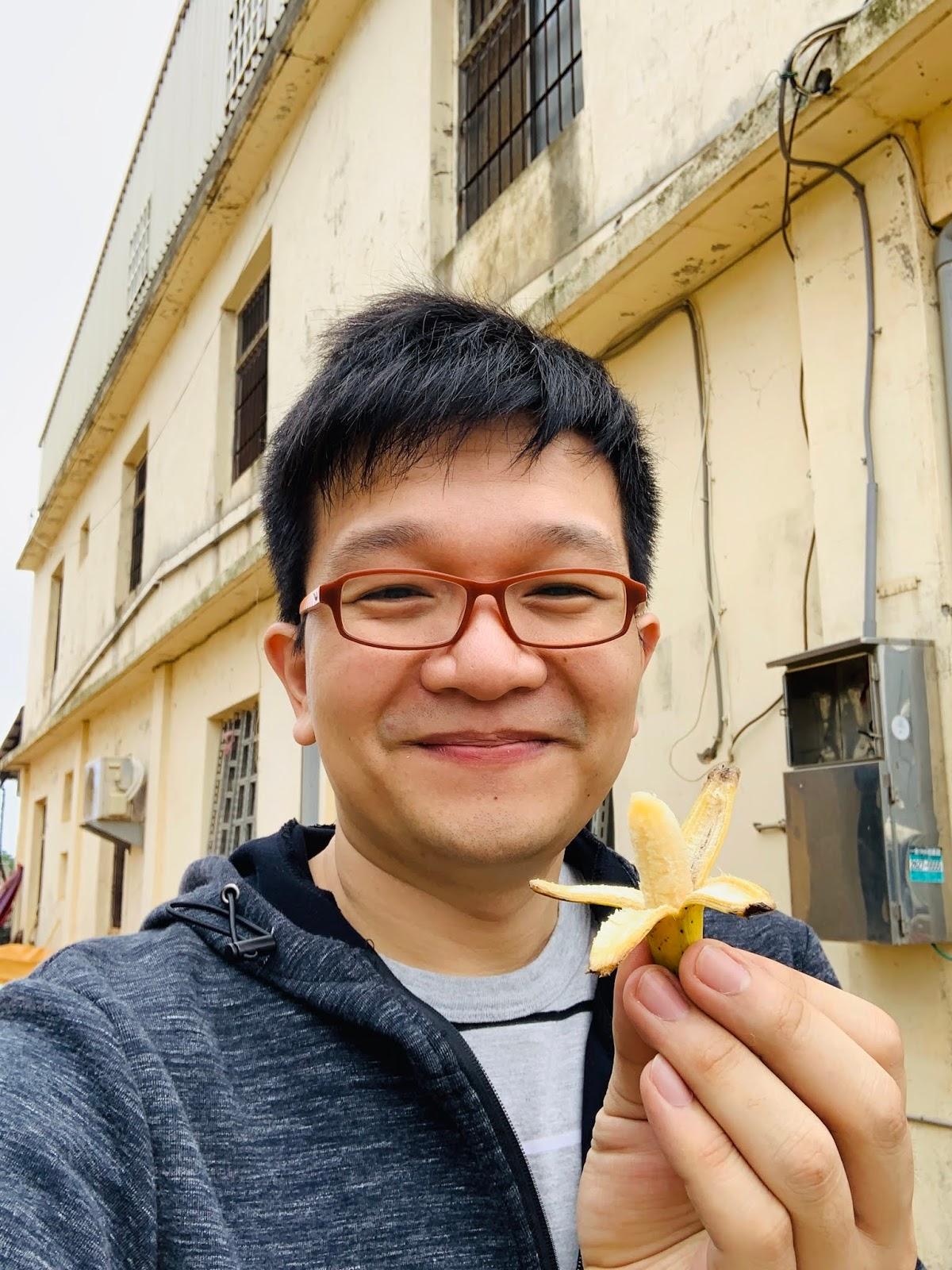 全世界最小的香蕉