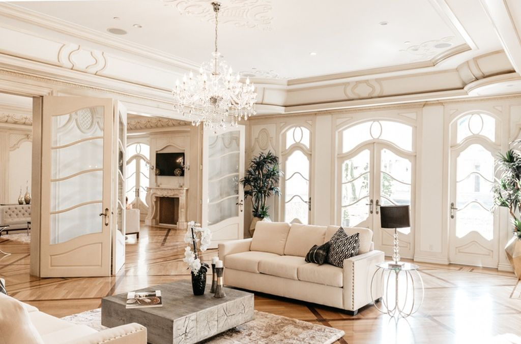 Tour This French Style Mega Mansion In Beverly Hills