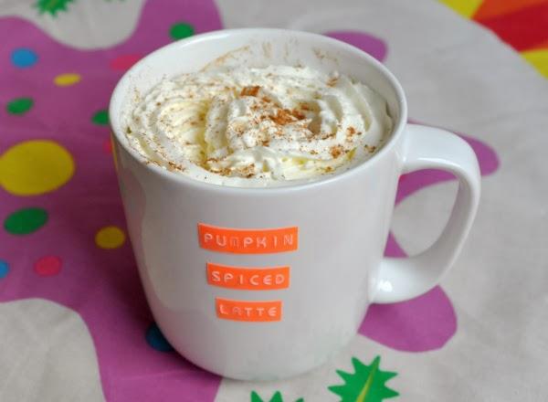 Zelf Pumpkin Spiced Latte maken, Starbucks inspired