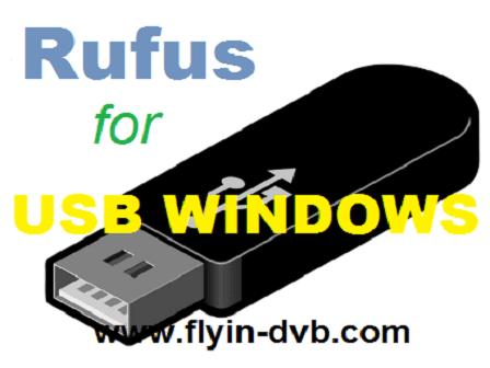 Cara Membuat Bootable USB Windwos Dengan Rufus