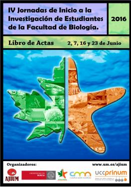 Publicación del libro de actas de las IV Jornadas de Inicio a la Investigación para estudiantes de la Facultad de Biología.