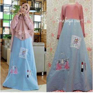 Shafeya Dress Pink