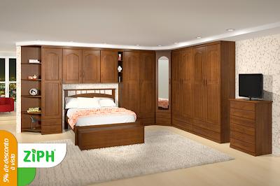dormitório ziph