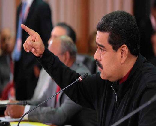 Maduro anunció activación de OLP en todo el país