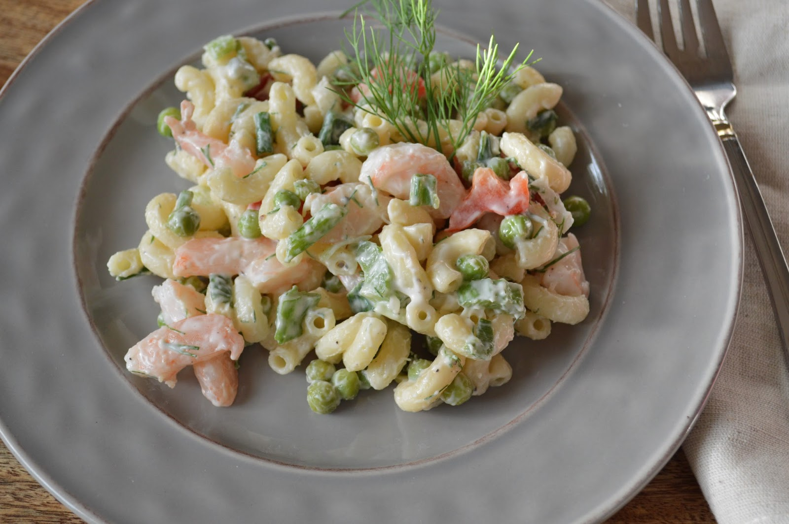 The Messy Apron: Shrimp Pasta Salad
