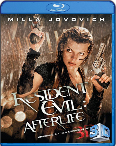 Resident Evil: Afterlife [2010] [BD50] [Latino] [2D + 3D]