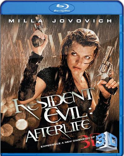 Resident Evil: Afterlife [2010] [BD50] [Latino] [2D + 3D]