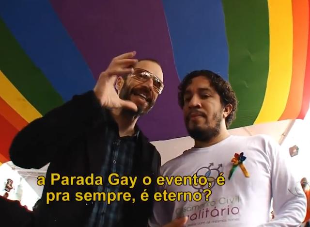 REPORTAGEM ESPECIAL: Parada Gay