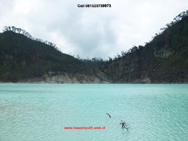 Kawah putih lake