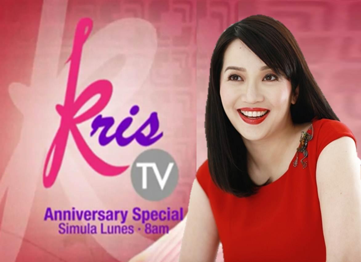 kris tv celebrates 1st anniversary live on june 25 bida kapamilya