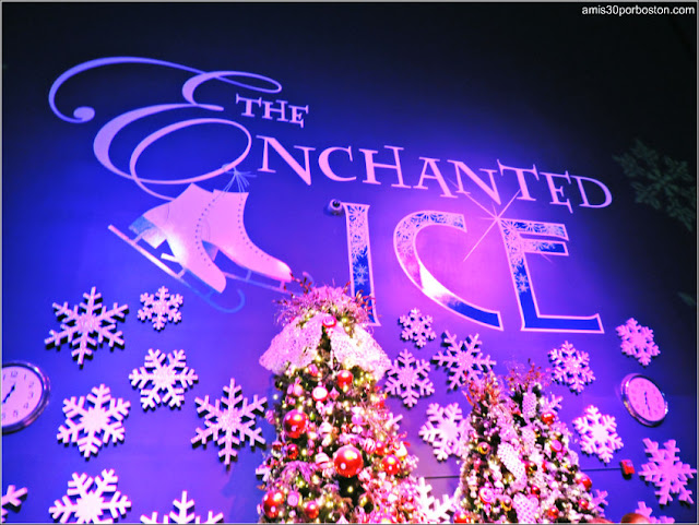 The Enchanted Village: Pista de Patinaje