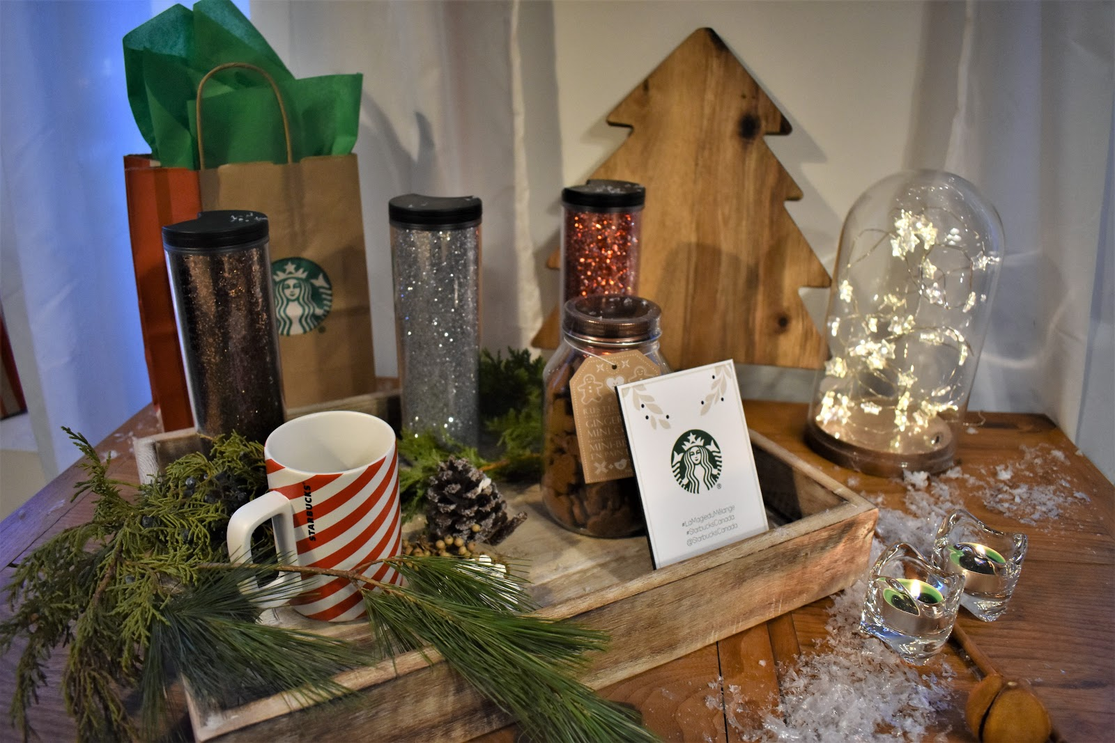 Montréalité Notre Starbucks Noël Noël Notre Starbucks Noël Montréalité wXOkZuPiT