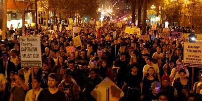Is The U.S. On The Precipice Of Widespread Civil Unrest?