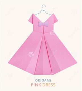 Origami Baju 1