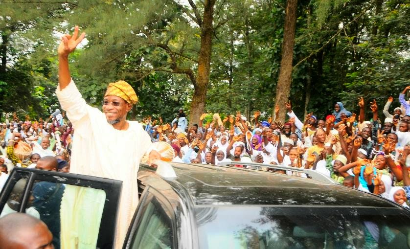 7 Reasons Why Governor Aregbesola Will Win Osun Election