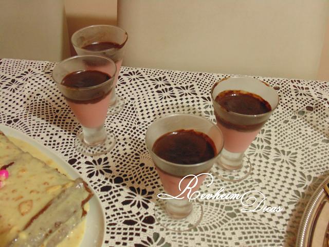 Aniversário, 22 anos, sobremesa, morango e cobertura de chocolate dr. oetker, sobremesa Dr. Oetker, decoração para aniversário