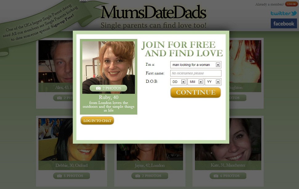 Single parents dating site in nigeria