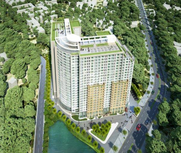 Phối Cảnh Chung Cư T&T Riverside 440 Vĩnh Hưng