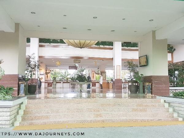 Pengalaman menginap di Hotel Jayakarta Bandung