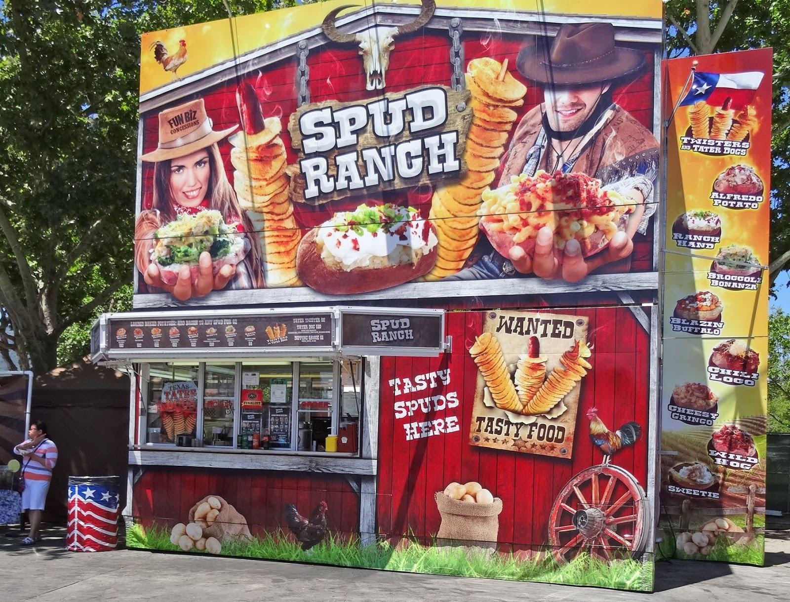 Mad Meat Genius Alameda County Fair Food