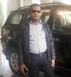 Ketua GERCIN NKRI Minta Kapolda Papua Usut Penyebar Berita Hoax Bom Fosfor di Nduga