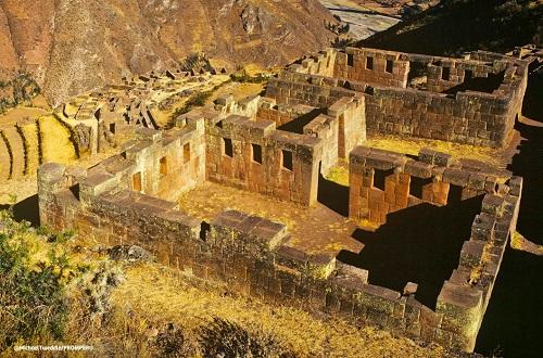 El Complejo Arqueológico de Písac