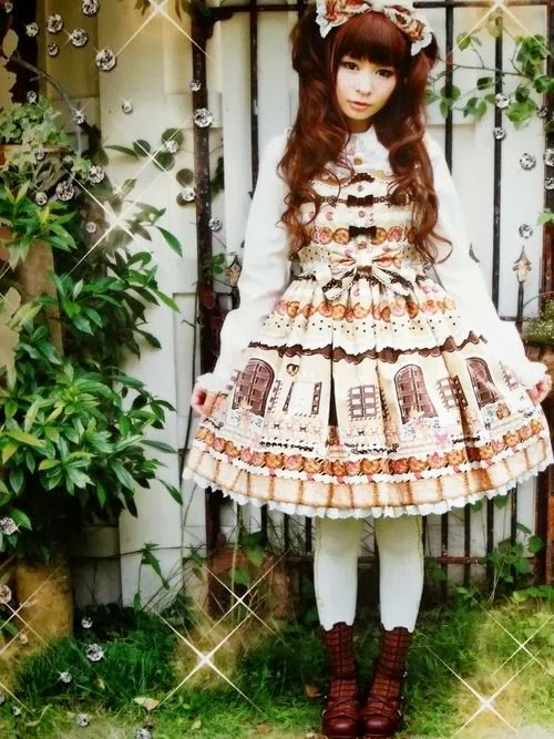 Anime? Lolita? Anime or Lolita? Lolita Anime?
