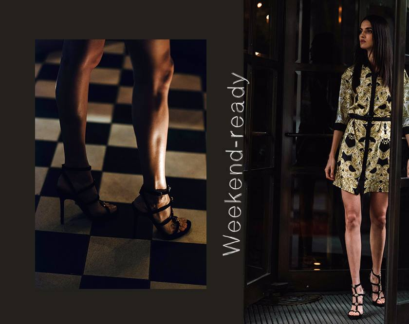 Versace Manifesto Fall Winter 2017 Collection now Online