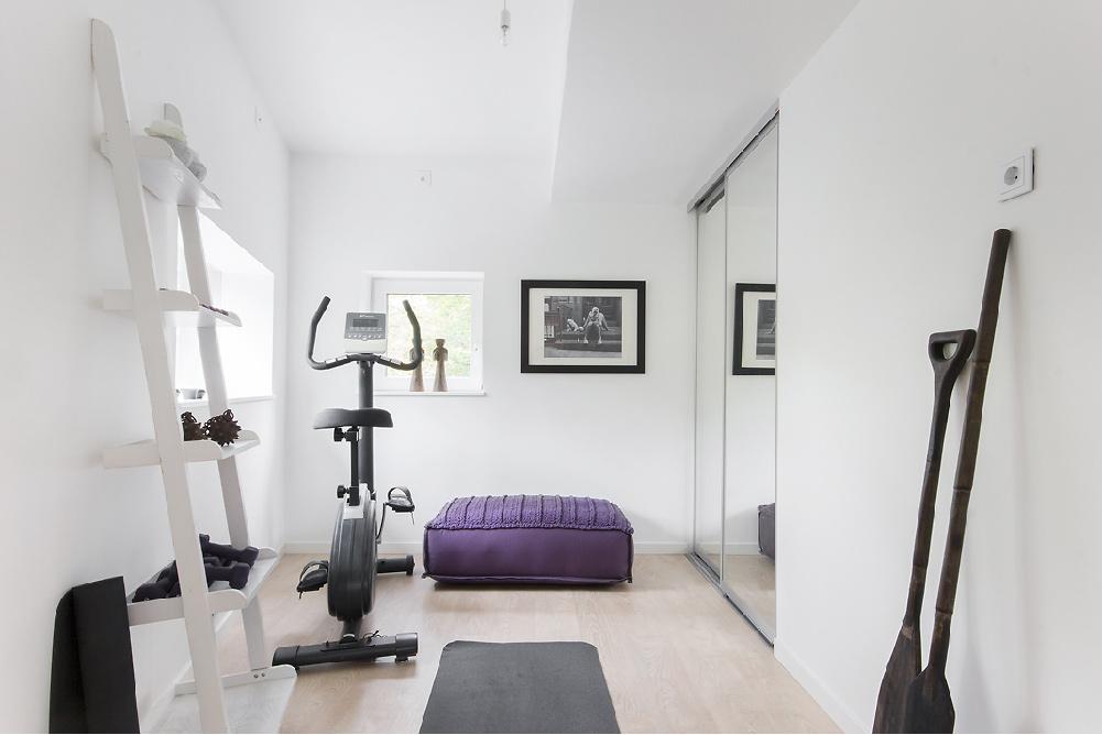 Trasformare una stanza in un ambiente polivalente blog di arredamento e interni dettagli - Creare una palestra in casa ...