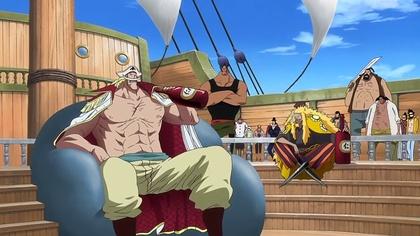 ชิกิกับหนวดขาว @ One Piece