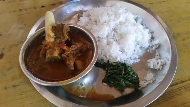 Kumaoni Mutton Thali